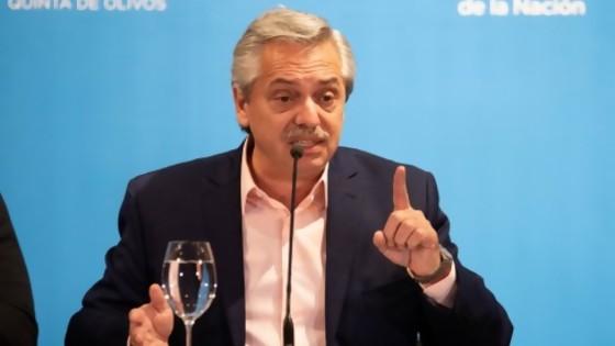 Lo que no pudo lograr la Junta de Transparencia y el mensaje de Alberto Fernández — NTN Concentrado — No Toquen Nada | El Espectador 810