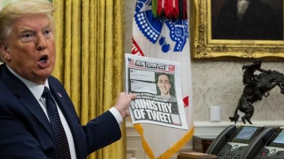 Trump contra Minneapolis, Trump contra Twitter — Claudio Fantini — Primera Mañana | El Espectador 810