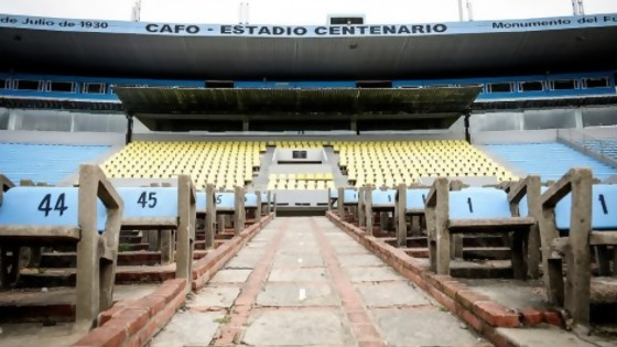 Vuelve el fútbol como siempre: sin público — Darwin - Columna Deportiva — No Toquen Nada | El Espectador 810