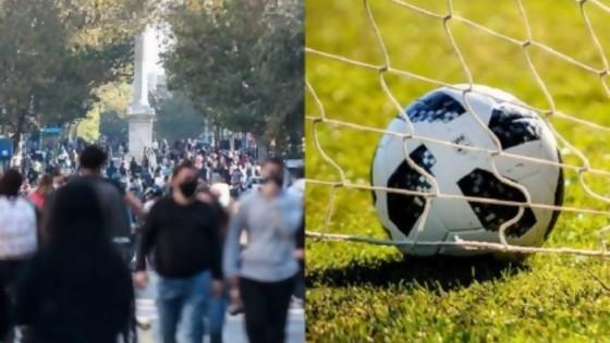 ¿Por qué 18 de julio sí y el fútbol no? — Darwin - Columna Deportiva — No Toquen Nada | El Espectador 810