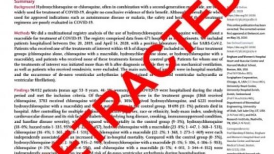"De las promesas terapéuticas al ""Lancetgate"": ¿al final sirve la hidroxicloroquina para el covid? — Gianfranco Grompone — No Toquen Nada | El Espectador 810"