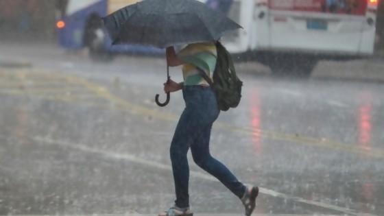 Se espera una semana de intensas lluvias y tormentas — Entrada libre — Más Temprano Que Tarde | El Espectador 810