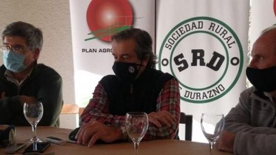 Convenio: La Rural de Durazno y el IPA suman esfuerzos en beneficio del productor — Ganadería — Dinámica Rural | El Espectador 810