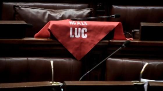 LUC, los aumentos de penas y el tropiezo con el discurso del FA — Informes — No Toquen Nada | El Espectador 810