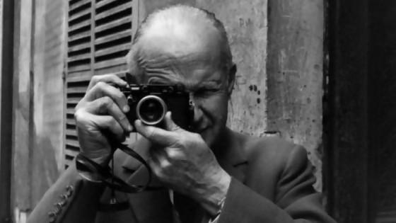 "Henri Cartier Bresson: ""El momento decisivo"" — Leo Barizzoni — No Toquen Nada | El Espectador 810"