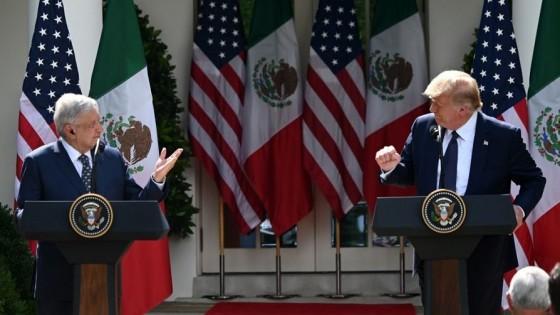 ¿Qué hay detrás de la amistad de AMLO y Trump? — Claudio Fantini — Primera Mañana | El Espectador 810