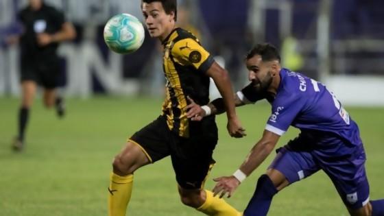 Darwin festeja que Pellistri se pueda ir de Peñarol  — Darwin - Columna Deportiva — No Toquen Nada | El Espectador 810