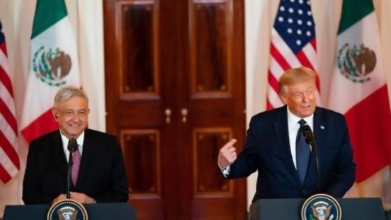 La amistad de Trump y AMLO según Darwin y el debate por la LUC de Bergara y Gandini — NTN Concentrado — No Toquen Nada | El Espectador 810