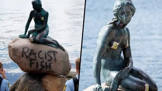 Sobre estatuas y derribos: desde Roma hasta La Sirenita — Gabriel Quirici — No Toquen Nada | El Espectador 810