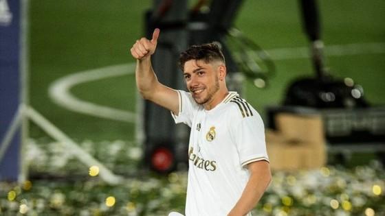 Fede Valverde campeón en España — Deportes — Primera Mañana | El Espectador 810