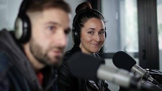 Clipper y Gabino cantaron en vivo como adelanto de la vuelta del rap — Entrevistas — No Toquen Nada | El Espectador 810