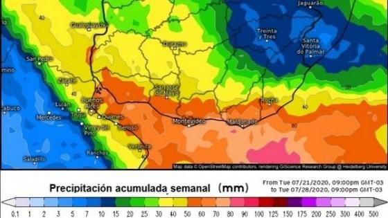 Invierno: Lentamente ingresa un frente frío que generará el retorno de las heladas  — Clima — Dinámica Rural | El Espectador 810