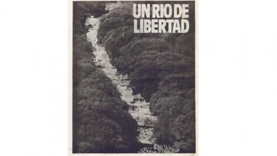 """Un río de libertad"": la foto de Pepe Plá — Leo Barizzoni — No Toquen Nada | El Espectador 810"