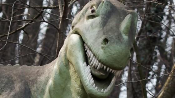 Dinosaurios carnívoros: los veganos que no tienen lugar en Uruguay — Columna de Darwin — No Toquen Nada | El Espectador 810
