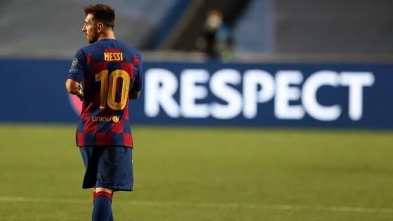 Fin de un ciclo: Messi se va del Barcelona — Deportes — Primera Mañana | El Espectador 810
