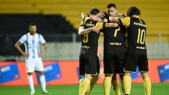 Peñarol volvió a ganar después de dos fechas  — Deportes — Primera Mañana | El Espectador 810