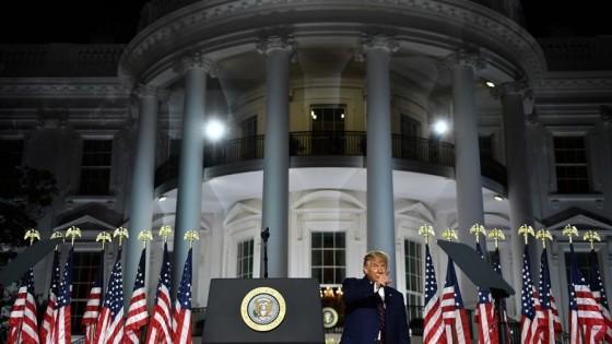 Trump aceptó la nominación republicana rompiendo una ley y rodeado de seguidores sin tapabocas — Claudio Fantini — Primera Mañana | El Espectador 810