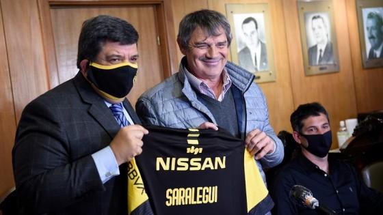 Los objetivos de Saralegui en Peñarol: la sexta Copa Libertadores y el clásico — Deportes — Primera Mañana | El Espectador 810