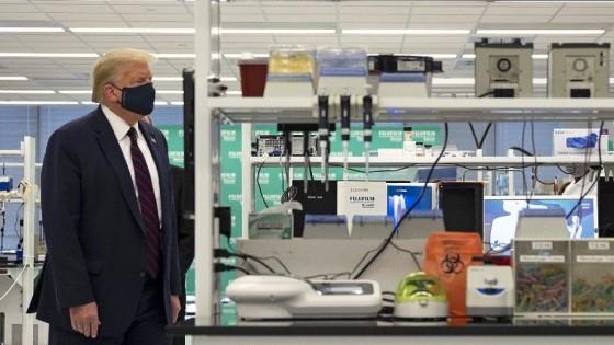 Trump quiere la vacuna antes de noviembre. Además del económico, ¿cuál será el costo político? — Claudio Fantini — Primera Mañana | El Espectador 810