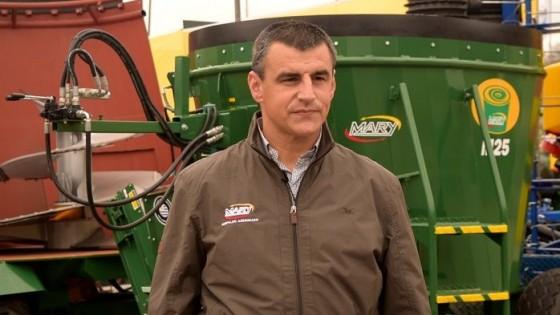 Gustavo Aberastegui es el nuevo presidente de CUFMA — gremiales — Dinámica Rural | El Espectador 810