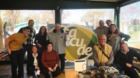 Los 10 años del Complejo Sacude y el impacto de su identidad comunitaria — Audios — Abran Cancha | El Espectador 810