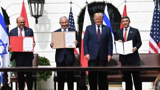 ¿Quién está detrás de los acuerdos de Baréin y Emiratos Árabes Unidos con Israel? — Claudio Fantini — Primera Mañana | El Espectador 810