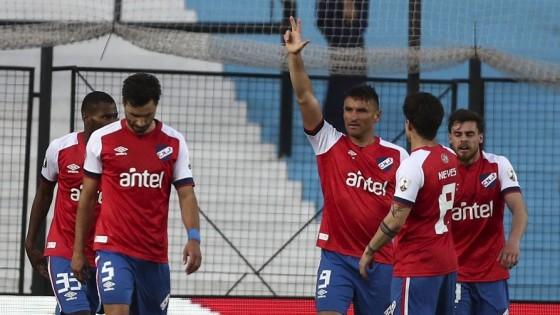 Nacional ganó, sigue invicto y lidera su Grupo en la Libertadores — Deportes — Primera Mañana | El Espectador 810