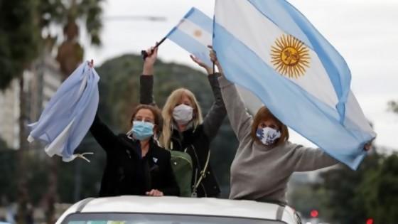 Datos y reflexiones sobre el medio año de cuarentena en Argentina — Facundo Pastor — No Toquen Nada | El Espectador 810