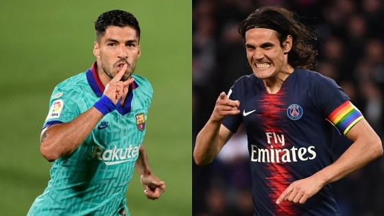 ¿Derbi madrileño entre Suárez y Cavani? — Darwin - Columna Deportiva — No Toquen Nada | El Espectador 810