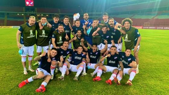 Nacional ganó, sigue invicto y clasificó a Octavos de Final  — Deportes — Primera Mañana | El Espectador 810