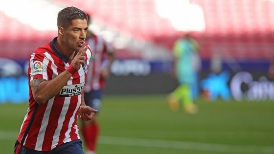 El debut soñado de Suárez en el Atlético — Deportes — Primera Mañana | El Espectador 810