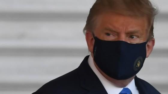 Trump quería mantener el Covid fuera de la campaña — Colaboradores del Exterior — No Toquen Nada | El Espectador 810