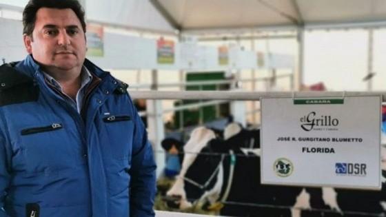 M. Gurgitano: 'Queremos una sociedad que contribuya con la permanencia del productor lechero' — Lechería — Dinámica Rural | El Espectador 810