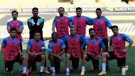 Uruguay tendrá tres variantes para enfrentar a Ecuador — Deportes — Primera Mañana | El Espectador 810