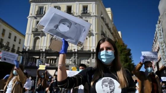 Arde Madrid con una pandemia desestabilizadora — La Entrevista — Más Temprano Que Tarde | El Espectador 810