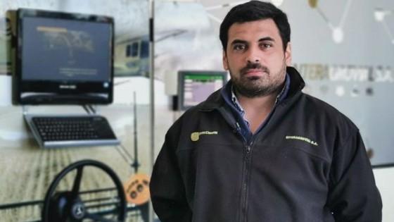 A. Sansberro: 'La agricultura de precisión optimiza recursos, procesa datos de la chacra, y mejora los resultados' — Agricultura — Dinámica Rural | El Espectador 810