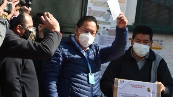 Elecciones en Bolivia, la victoria del MAS: Arce no es Evo — Entrada libre — Más Temprano Que Tarde | El Espectador 810