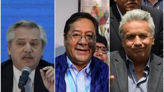 Luis Arce, Alberto Fernández y Lenín Moreno, ¿cortados de la misma tela? — Claudio Fantini — Primera Mañana | El Espectador 810