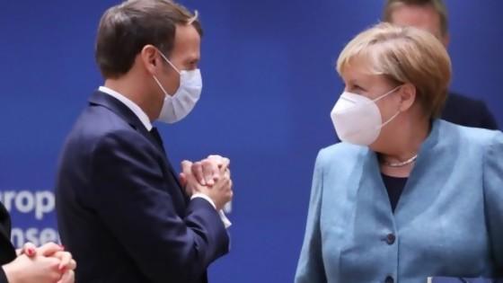 """Plataforma de monitoreo ambiental en Brasil, y el """"menage a troi"""" con Merkel, Macon y su esposa — NTN Concentrado — No Toquen Nada   El Espectador 810"""