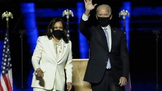 La conformación del gabinete de Biden: