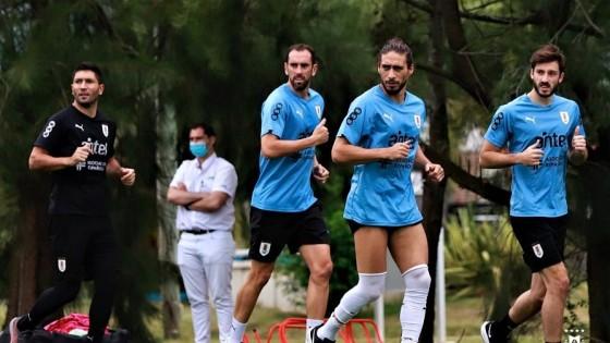 Uruguay tendrá un cambio para jugar ante Brasil  — Deportes — Primera Mañana | El Espectador 810