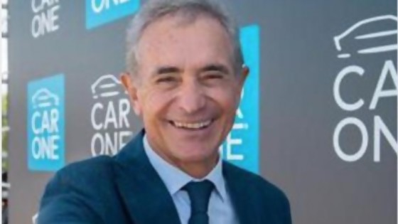 Manuel Antelo, presidente de Car One: