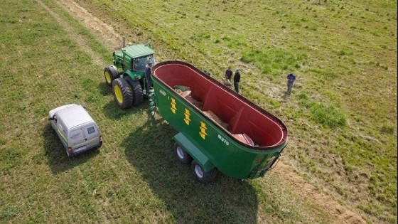 L. Aberastegui: A pesar de lo complejo del 2020, ''fue un año mejor de lo esperado'' — Inversión — Dinámica Rural | El Espectador 810