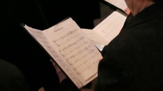 La escritura musical en clave coral — El lado R — Abran Cancha | El Espectador 810