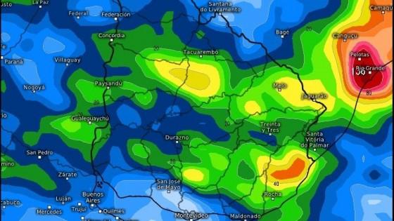 M. Bidegain: ''Seguimos con lluvias por debajo de lo normal'' — Clima — Dinámica Rural | El Espectador 810