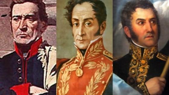 Un duelo histórico de libertadores — Gabriel Quirici — No Toquen Nada | El Espectador 810