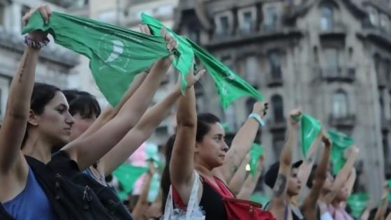 Argentina se encamina a la despenalización del aborto — Entrada libre — Más Temprano Que Tarde | El Espectador 810