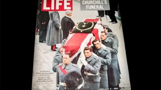 Las icónicas fotos de la Revista Life sobre el funeral de Winston Churchill — Leo Barizzoni — No Toquen Nada | El Espectador 810