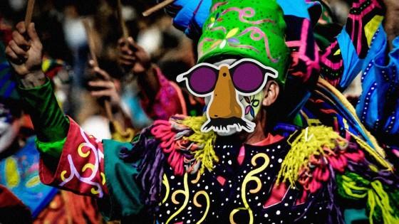Darwin le cantó la retirada al carnaval que no fue — Columna de Darwin — No Toquen Nada | El Espectador 810