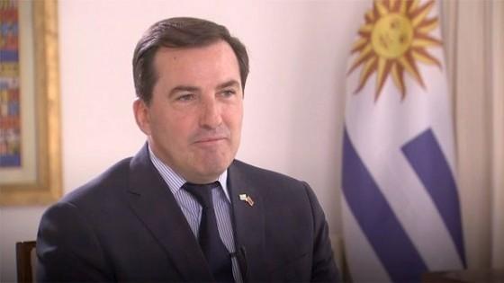 F. Lugris: ''Uruguay tiene y tendrá una balanza comercial favorable con China'' — Economía — Dinámica Rural | El Espectador 810